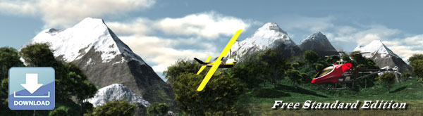 RC FLIGHT SIMULATOR beta 0.9c